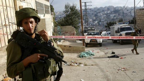 No se registraron soldados heridos tras el ataque terrorista (EFE)
