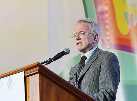 Michele Manca di Nissa, representante Regional del ACNUR para el sur de América Latina.