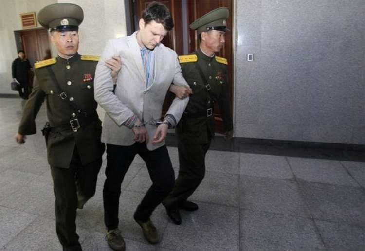 Otto Warmbier murió luego de permanecer uno año y medio detenido en Corea del Norte