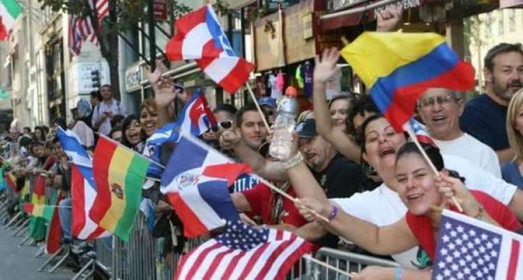 Entre el 1 de julio de 2015 y la misma fecha del siguiente año creció en el conjunto del país la población de todos los grupos raciales y étnicos