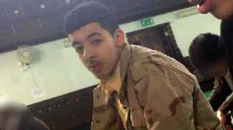 La primera imagen de Salman Abedi que difundieron en Reino Unido tras el atentado en Manchester