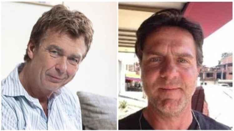 Eugenio Follender y Derk Bolt, los periodistas secuestrados por el ELN