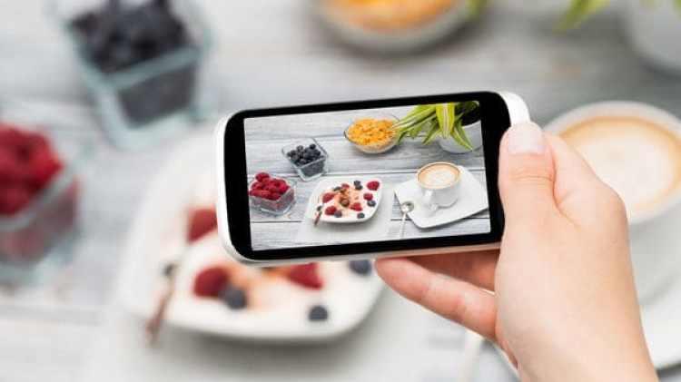 El crecimiento de Instagram potención diferentes recetas, chefs y restaurantes (iStock)