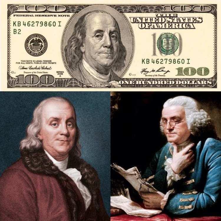 Benjamin Franklin, uno de los padres fundadores de los EEUU y rostro del billete de USD 100, era un experto en el arte de pulir su aspecto físico algo que le permitió alcanzar el estatus mitológico que ostenta al día de hoy