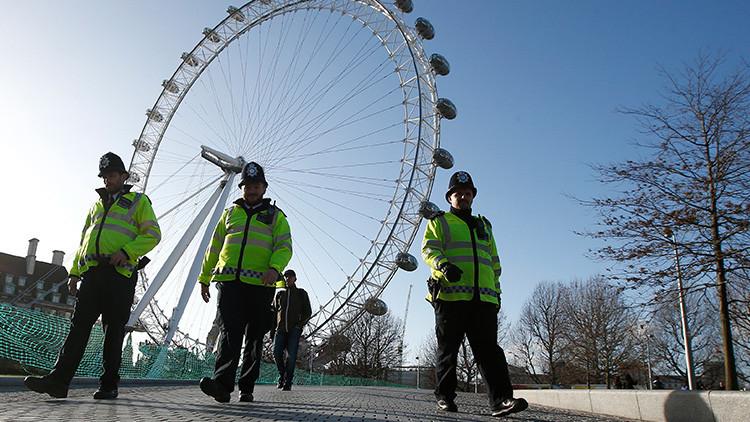 Evacúan uno de los lugares más turísticos de Londres por bomba de