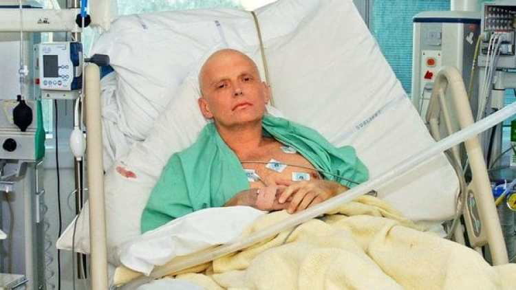 Alexander Litvinenko, el ex espía ruso envenenado por el gobierno de Vladimir Putin