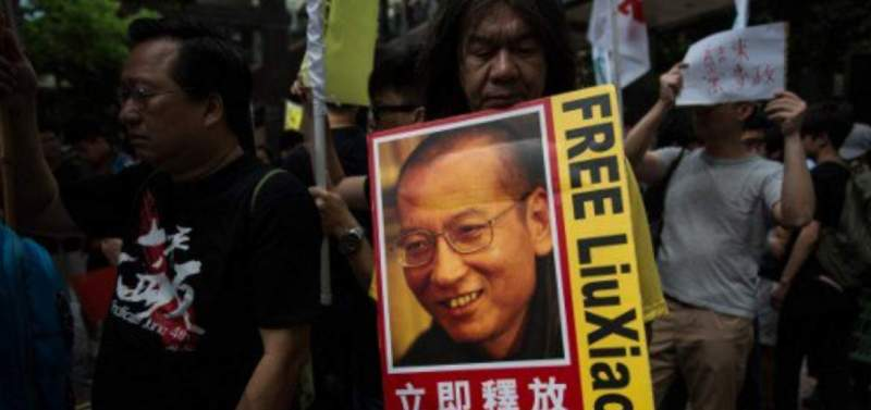 China libera a Premio Nobel de la Paz Liu Xiaobo, que padece un cáncer terminal