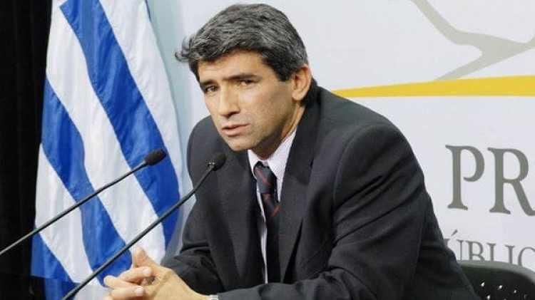 Raúl Sendic (EFE)
