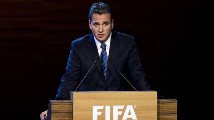 Michael García, el jurista que investiga el escándalo de corrupción de la FIFA (AFP)