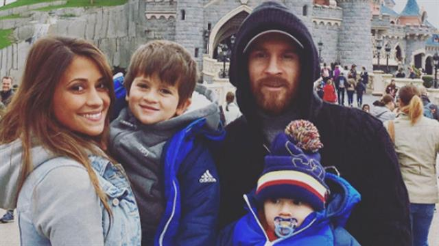 Messi y Antonela, una historia de amor auténtico