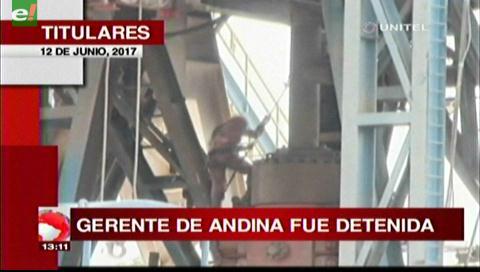 Video titulares de noticias de TV – Bolivia, mediodía del lunes 12 de junio de 2017