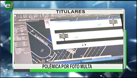 Video titulares de noticias de TV – Bolivia, noche del martes 20 de junio de 2017