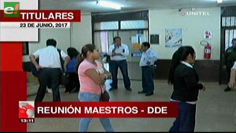 Video titulares de noticias de TV – Bolivia, mediodía del viernes 23 de junio de 2017