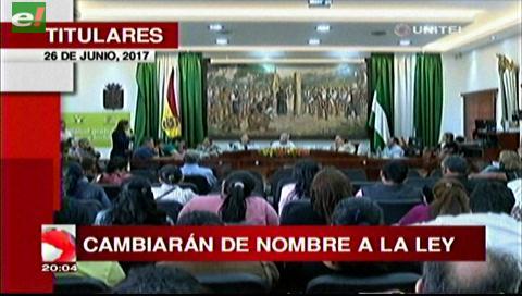 Video titulares de noticias de TV – Bolivia, noche del lunes 26 de junio de 2017