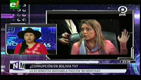 Paco: No me sorprende la denuncia de corrupción de la ministra López