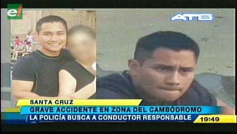 La polícia identifica al responsable del accidente en el Cambódromo