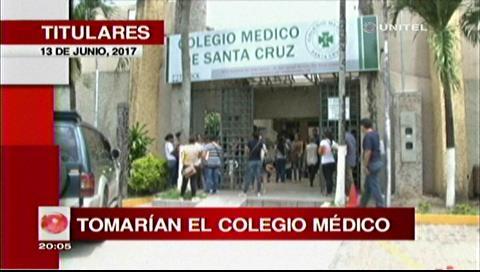 Video titulares de noticias de TV – Bolivia, noche del martes 13 de junio de 2017