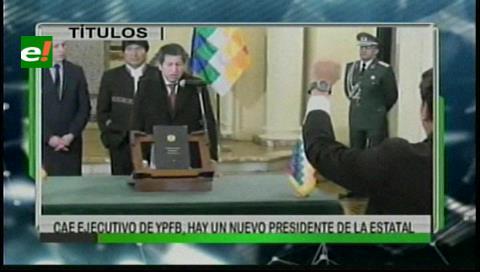 Video titulares de noticias de TV – Bolivia, mediodía del jueves 15 de junio de 2017