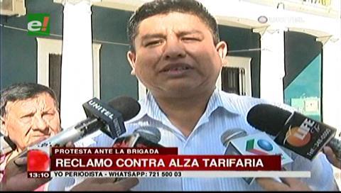 Diputado Cabrera transmitirá al Ejecutivo el rechazo al alza de la tarifa eléctrica