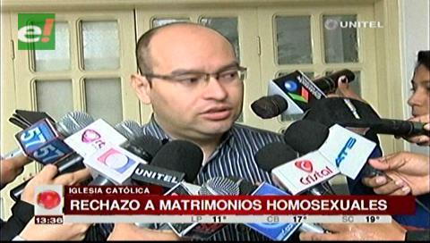 Iglesia Católica criticó el matrimonio de transexuales y transgéneros