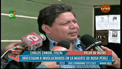 Detienen a tres nuevos acusados por la agresión y muerte de Rosa Pérez