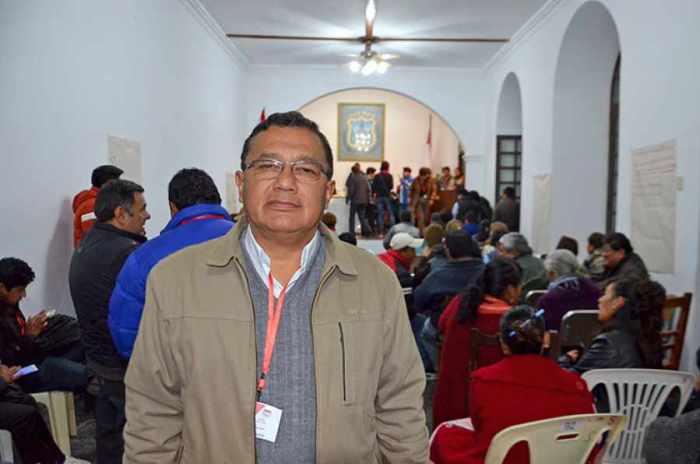 Juan Carlos Ramos es elegido presidente del Comité Cívico