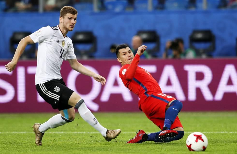 Chile - Alemania