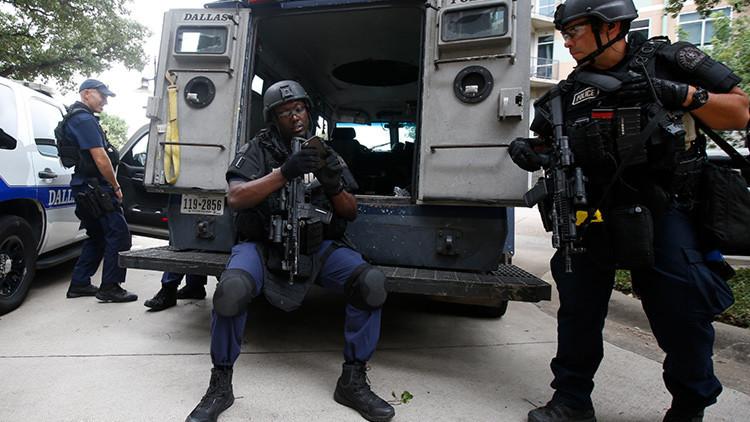 EE.UU.: Se registra un tiroteo en un hotel de Dallas