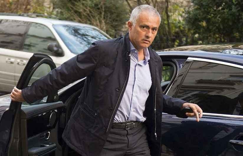 Resultado de imagen de El problema que tiene Mourinho en esta pretemporada