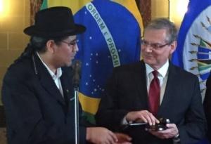 Bolivia deja la presidencia del Consejo Permanente