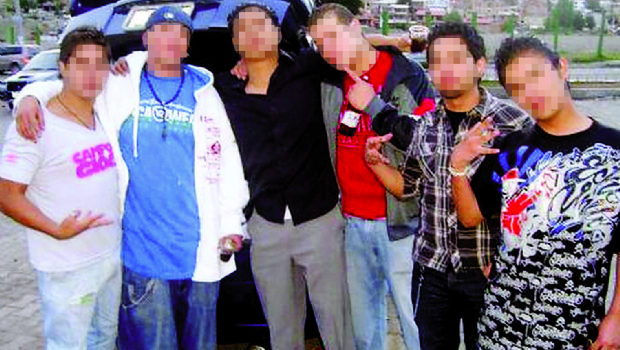 Family Ridhaz por dentro: lujo, robos, violaciones y drogas