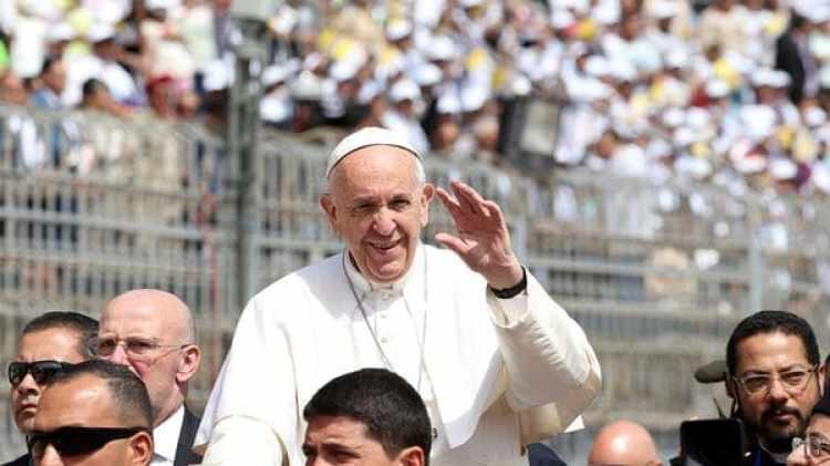 El papa Francisco expresó preocupación en relación a la cumbre del G20 (Reuters)
