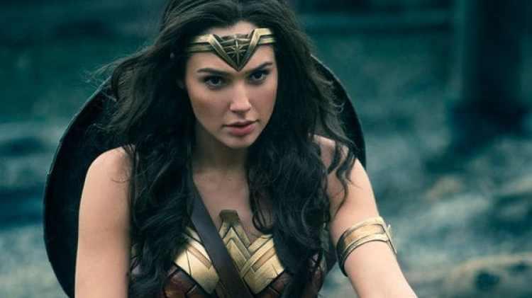 """El cuarto puesto fue para """"Wonder Woman"""", con USD 10,1 millones"""