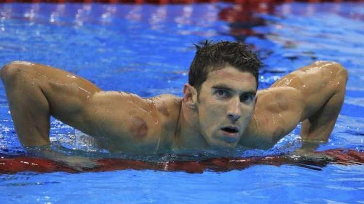 Phelps cumplió una de sus cuentas pendientes