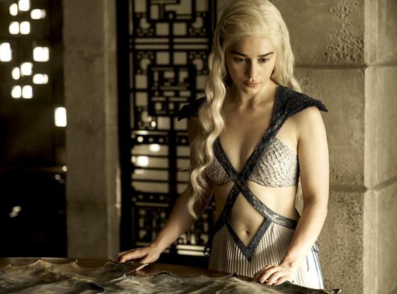 Emilia Clarke, Game of Thrones