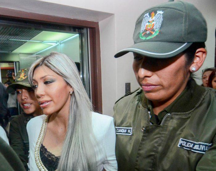Gabriela Zapata.