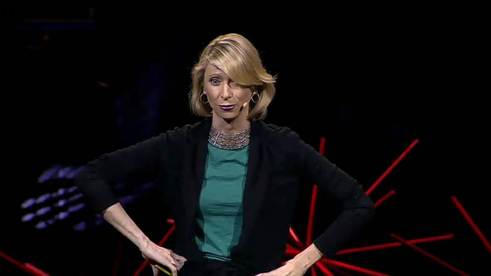Foto: Amy Cuddy. (Facebook)