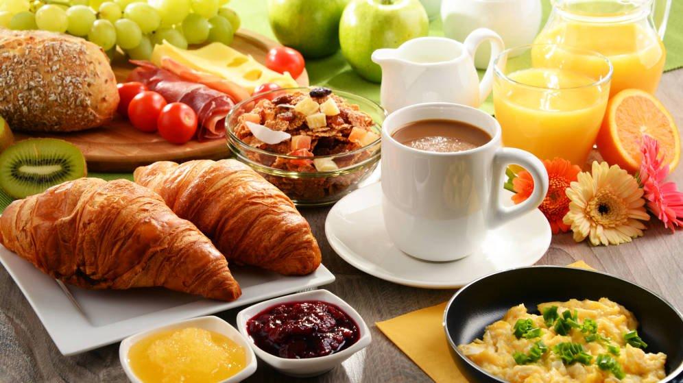 Foto: Desayuno completo. (iStock)