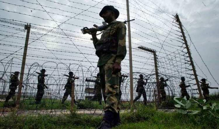 Guardias de frontera de la India