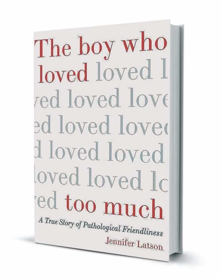 """""""El niño que amaba demasiado"""", de Jennifer Latson"""
