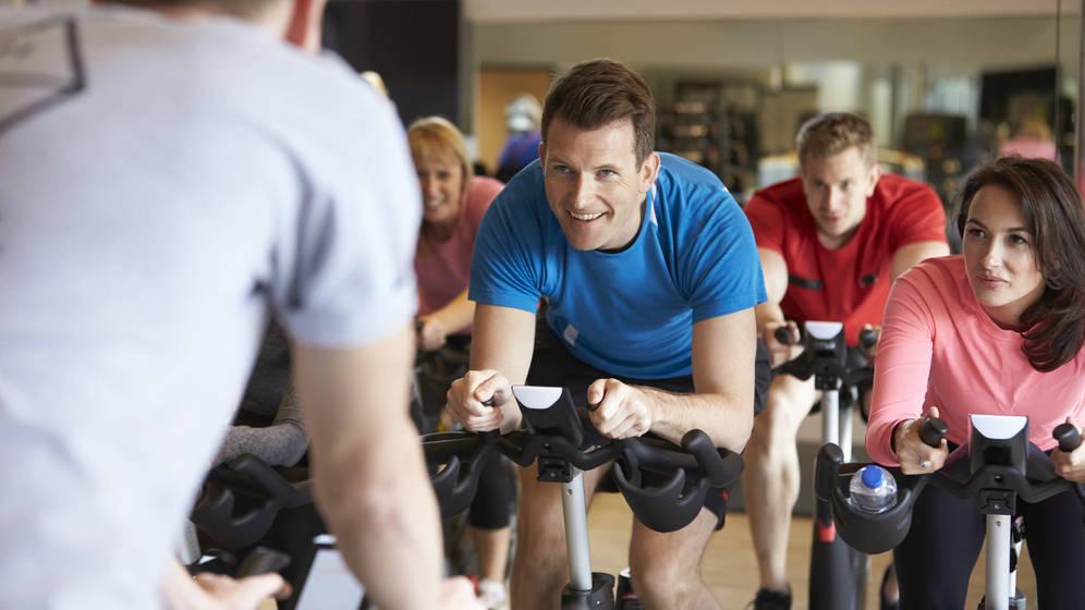 Foto: Las clases de spinning son un ejercicio magnífico, si estás preparado. (iStock)