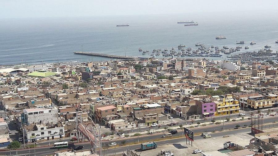 Congresista Mantilla impulsa proyecto para modernizar el puerto de Ilo