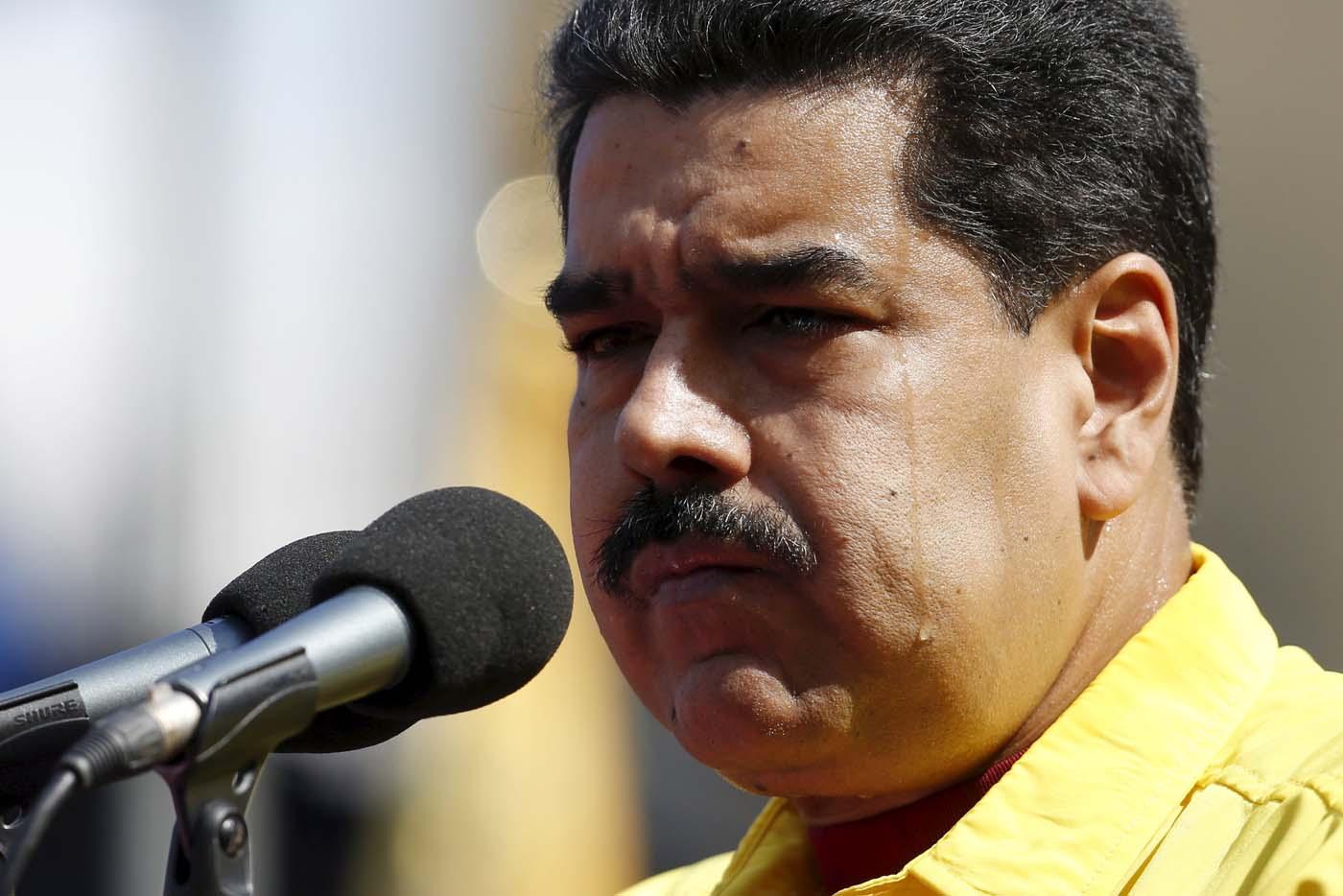 Maduro SUDANDO