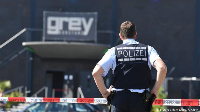 Deutschland Schüsse in Diskothek in Konstanz (picture alliance/dpa/F. Kästle)