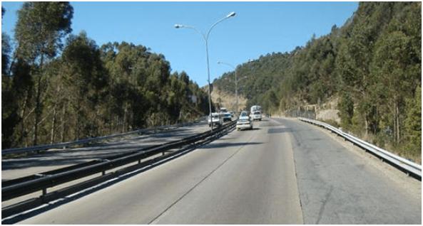 Resultado de imagen de Autopista La Paz-El Alto