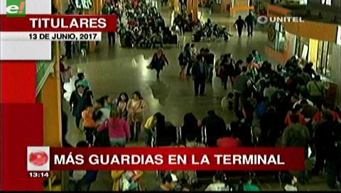Video titulares de noticias de TV – Bolivia, mediodía del sábado 1 de julio de 2017