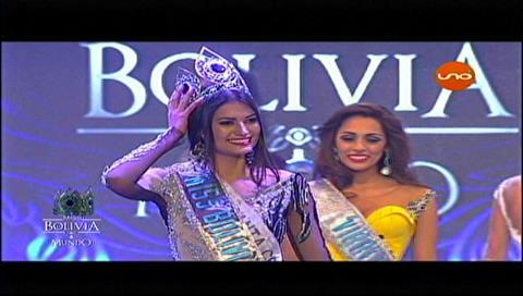 Yasmin Pinto es Miss Bolivia Mundo 2017