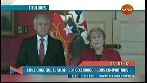 Video titulares de noticias de TV – Bolivia, mediodía del lunes 3 de julio de 2017