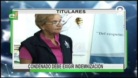 Video titulares de noticias de TV – Bolivia, noche del lunes 3 de julio de 2017