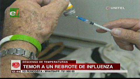 Recomiendan vacunarse contra la influenza y evitar así evitar el contagio